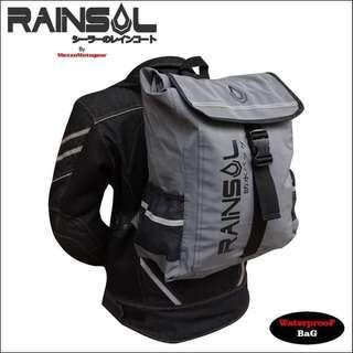 Tas Rainsol Waterproof / DryBag / AntiAir Grey