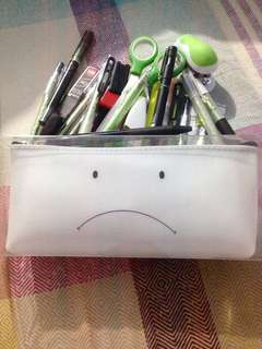 Sad Pencil Case