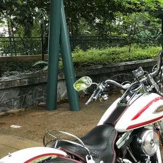 Ultra Rare Harley-Davidson FLSTS Heritage Springer Softail