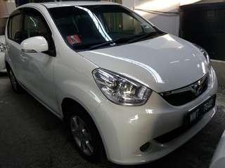 Perodua Myvi 1.3 (A) EZI rebate cash 100%