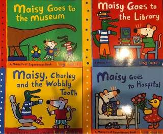 5 Maisy books