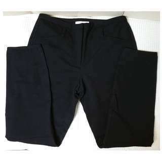 3.1 PHILIP LIM Black Pants