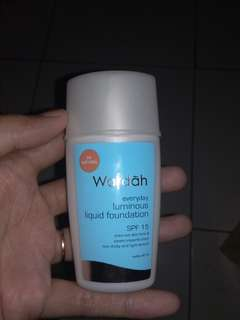 Foundation wardah