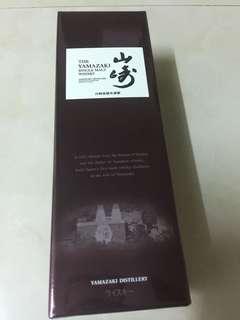 山崎威士忌 Whisky 700ml