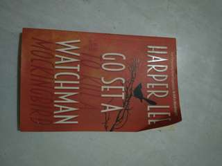 Harper Lee go set a to kill a watchman mockingbird