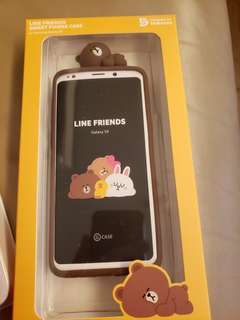 SAMSUNG  S9 LINE FRIENDS手機殼