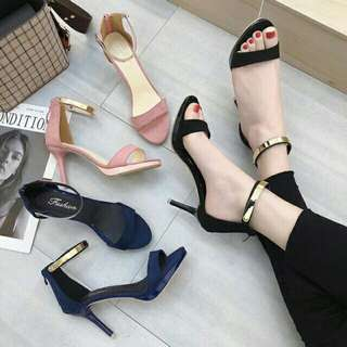 Best seller! One strap pointed heels