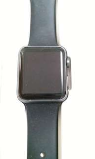 Apple Watch 42mm 蘋果手錶(錶框有少花)