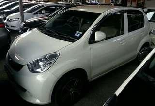 Perodua Myvi 1.3(A) EZI rebate cash 100%
