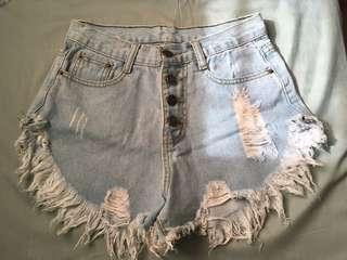 Denim Shorts LB1
