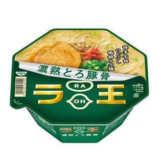 日本 濃湯豚骨杯麵
