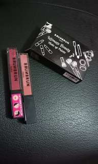 BURN BURN PARIS LIP CREAM & PALLETE