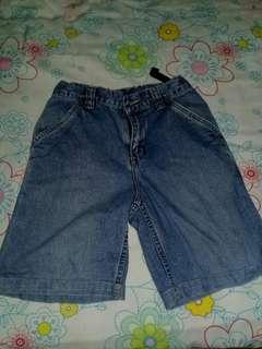 Orig Old Navy maong shorts