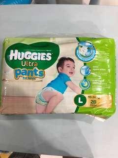 Huggies Ultra Diapers