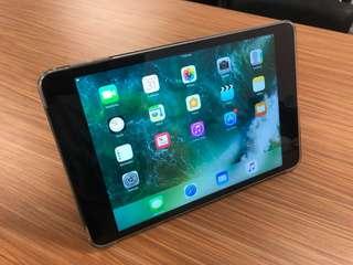 iPad mini 4 32GB WiFi Cellular 4G 3G 99.9% 新