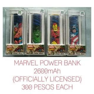 MARVEL POWER BANK