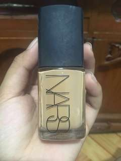 NARS Sheer Glow Foundation(Original)