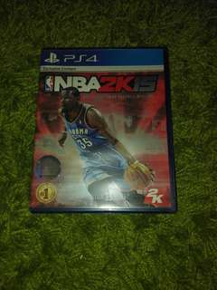 [USED] PS4 NBA 2K15 (R3)