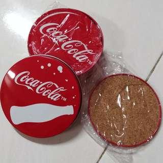 Coca Cola Coasters (Set of 5)