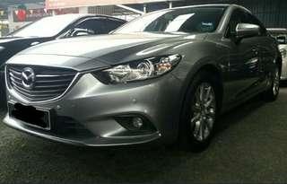Mazda-6 2.0(A) Rebate cash 100%