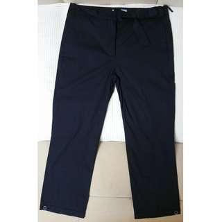 PRADA Black Pants (New)