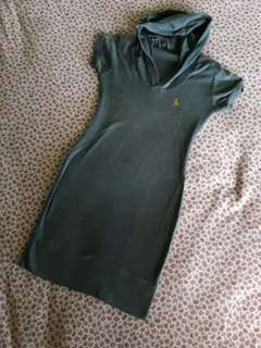 hoodie dress (repriced)