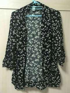 Forever21 Floral Kimono