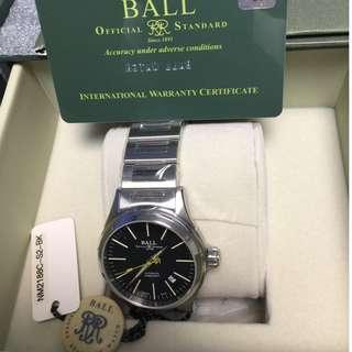 全新Ball Watch NM2188C-S2-BK