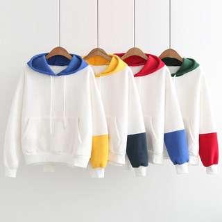 New fresh hoodies