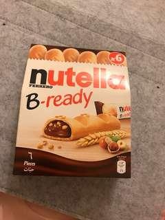 Nutella的繽紛樂