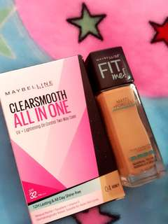 MAYBELLINE CLEAR SMOOTH POWDER ALL IN ONE