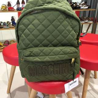 Moschino 背包 pack bag 💼