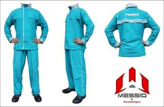 Jas Hujan / Raincoat Messio Ventilator Tosca