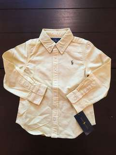 ORIGINAL Ralph Lauren Kids Shirt