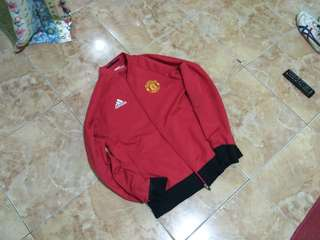 Manchester united tracktop adidas