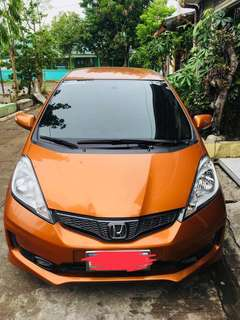 2012 honda jazz gasoline automatic
