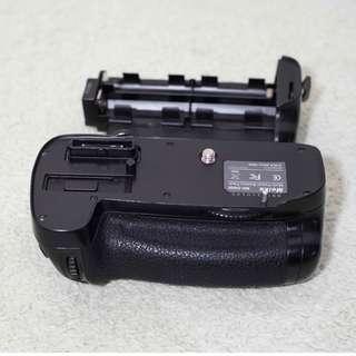 美科 NIKON D600/D610 垂直手把 (同 Nikon原廠MB-D14)