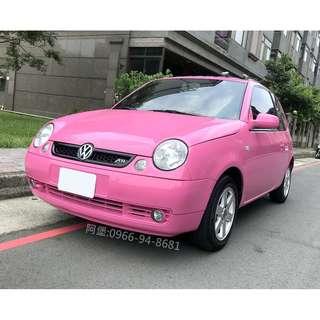 💥2004 VW LUPO(僅跑9萬) 1.4CC💥
