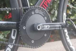 rotor 3D24 crank