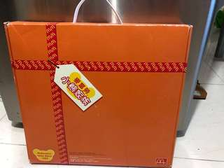 McDonald's teddy bear 1999 (絕版)