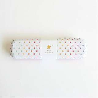 Slim Metal Pencil Case School Stationary Bag Compact Small