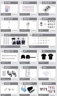 Ideal Cut Merchandise Seventeen