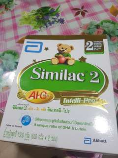 Similac Stage 2 Intelli Pro