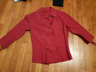 FREE pre-loved clothes for women, size S