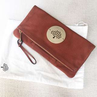AUTHENTIC MULBERRY Clutch Case Wristlet