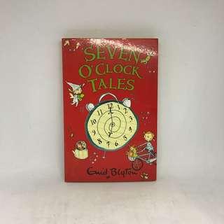 Enid Blyton Seven O'Clock Tales
