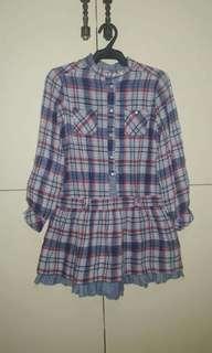 Zara Kids Long Sleeves Dress
