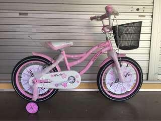 "Sportive 18"" Paris Children Bike"