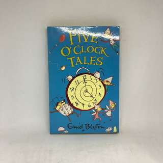 Enid Blyton Five O'Clock Tales