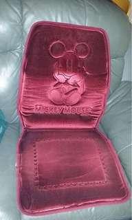 Mickey Mouse 汽車椅子坐墊
